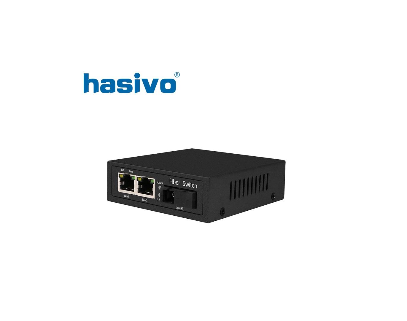 Bộ chuyen doi quang dien Hasivo SW803GM